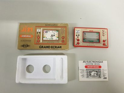 GAME & WATCH  Mickey Mouse (MC-25)  Version...