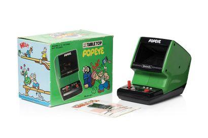 GAME & WATCH  Popeye TABLE TOP (PG-74)  En...