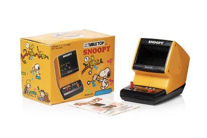 GAME & WATCH  Snoopy TABLE TOP (SM-73)  En...