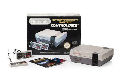 NINTENDO NES  Console Nintendo NES pack