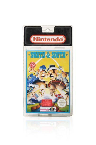 NINTENDO NES  North & South  Version Française...