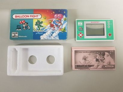 GAME & WATCH  Balloon Fight (BF-107)  Import...