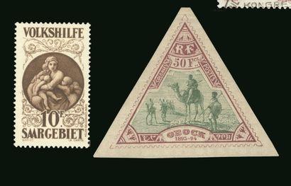 Collection Colonies générales à Zanzibar...