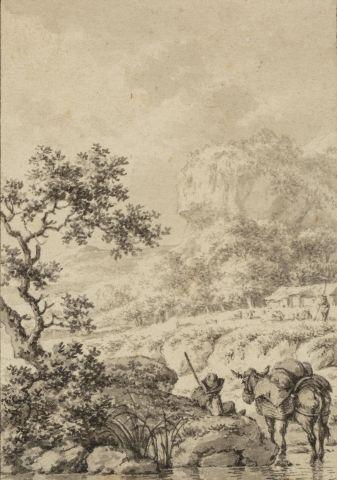 Jacob CATS (Altona 1741- Amsterdam 1799)...