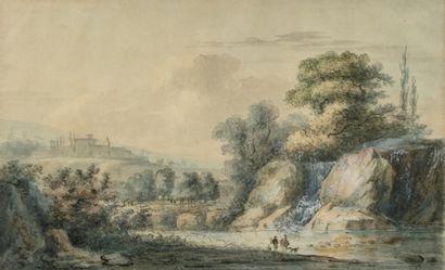 Louis BELANGER (Paris 1736 – Stockholm 1816)...