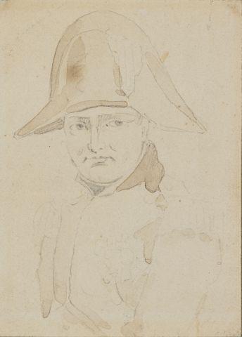 Attribué à Anne-Louis GIRODET-TRIOSON (Montargis...