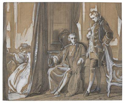 Henri Félix PHILIPPOTEAUX (Paris 1815-1884)...