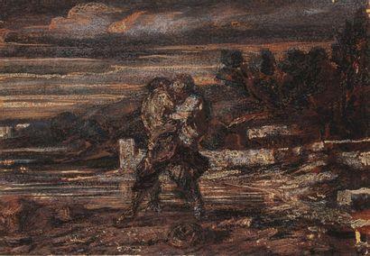 Alexandre Gabriel DECAMPS (Paris 1803 – Fontainebleau...