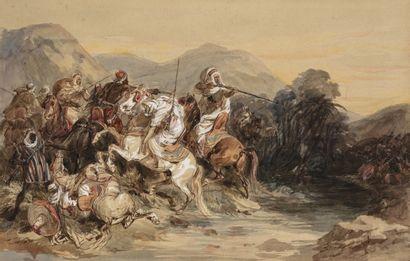 François Hippolyte LALAISSE (Nancy 1812 –...