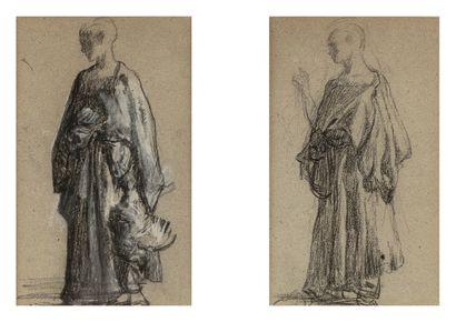 Gustave GUILLAUMET (Puteaux 1840 - Paris...