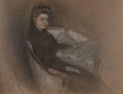 Antonio de la GANDARRA (Paris 1861-1917)...
