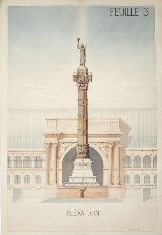 Lucien BESSIERES DIEUDONNE (Paris 1829 -...
