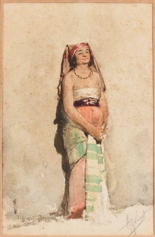 Joaquin AGRASOT (Orihuela 1836 - Valence...