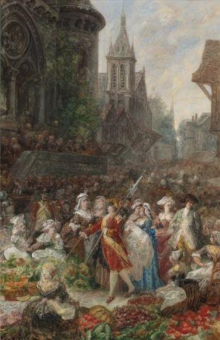 Joseph NAVLET (Châlons-sur-Marne 1821-Paris...