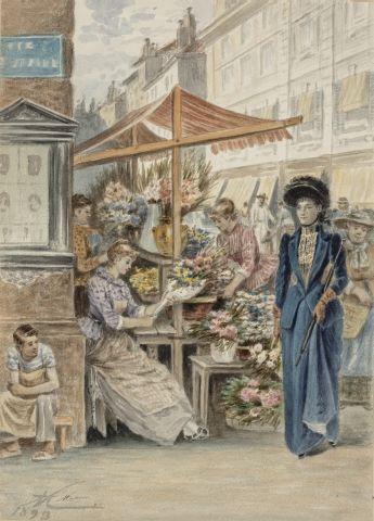 Victor MASSON (Pont-à-Mousson 1849 - Toulon...