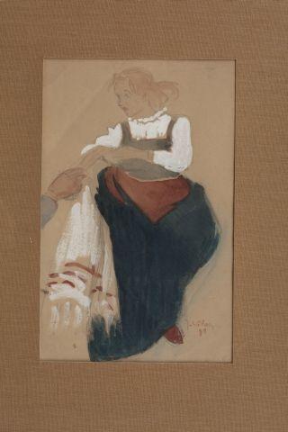 Jacques VILLON (Damville 1875 –Puteaux 1963)...