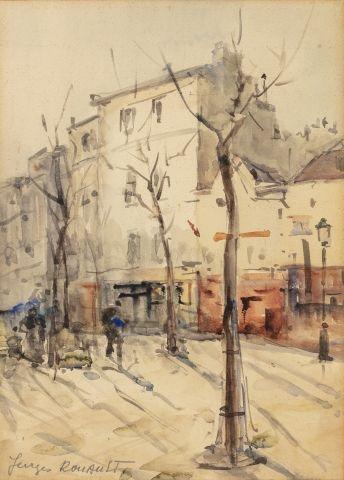 Georges ROUAULT (Paris 1904 – 2002) Petite...
