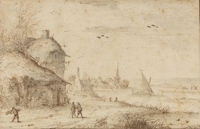 Attribué à Albert FLAMEN (Bruges 1620 – Paris...