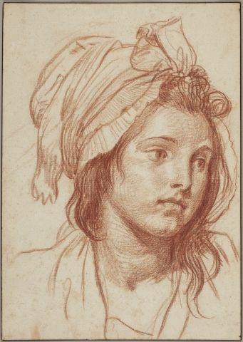 Jean-Baptiste GREUZE (Tournus 1725 – Paris...