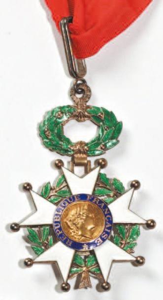 Légion d'honneur Commandeur Modèle 5ème République...
