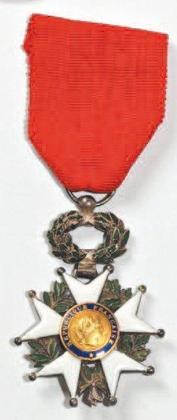 Légion d'honneur chevalier Modèle 4ème République...