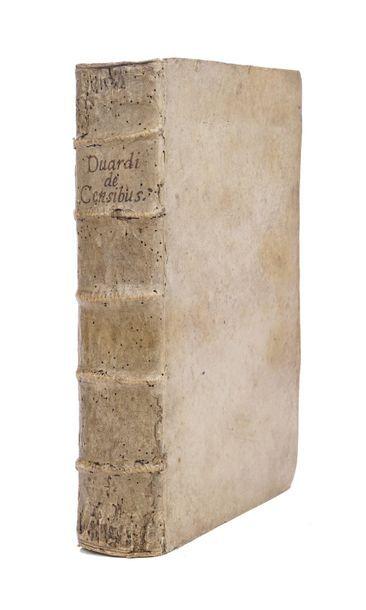 DUARD DE CENSIB  Commentarium in extravag....