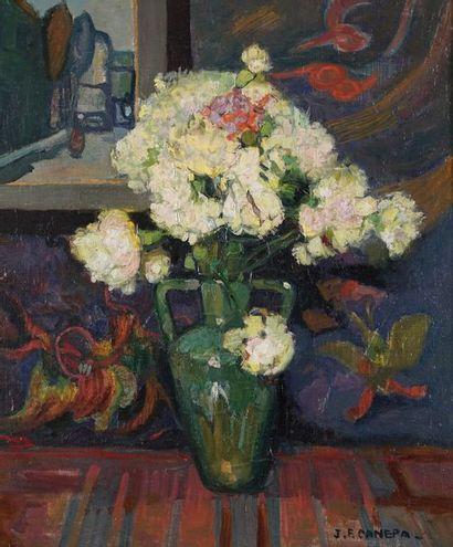 Jean-Frédéric CANEPA (1894-1981)  Bouquet...