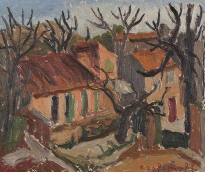 Pierre TROFIMOFF (1925-1996)  Jas de Robinet...