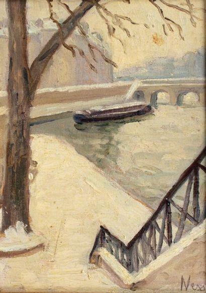 Marie Lucie NESSI-VALTAT (1871-1953) L'ile...