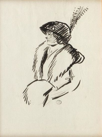 Ludovic RODO-PISSARRO (Paris 1878 - 1952)...