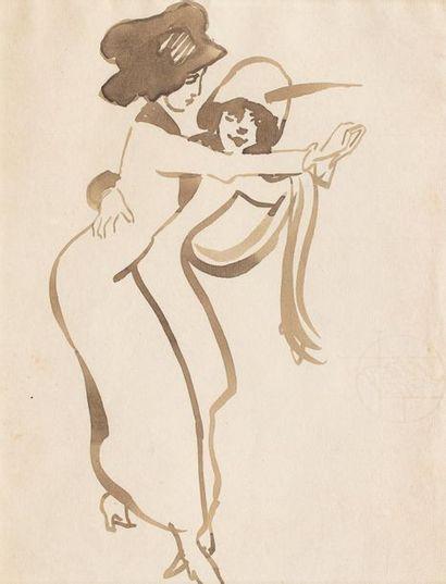 Ludovic RODO - PISSARRO (Paris 1878 - 1952)...