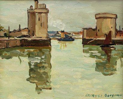 Jacques BOUYSSOU (La Rivière Saint Sauveur...