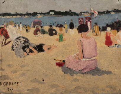 Raymond CHARMET (1904-1973) Madeleine de...