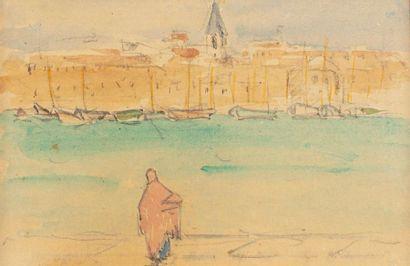 Lucien MAINSSIEUX (Voiron 1885 - 1958) Femme...