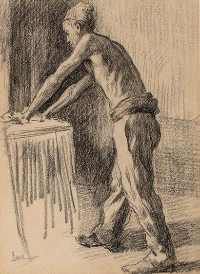 Maximilien LUCE (Paris 1858- Rolleboise 1941)...