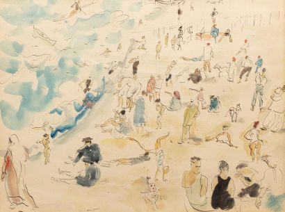 Jean LAUNOIS (Les Sables d Olonne 1898 -...