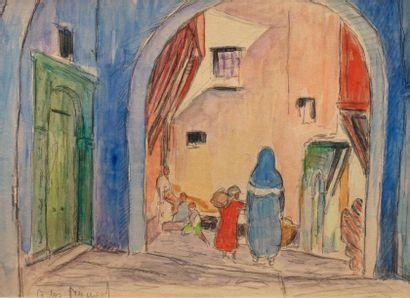 Carlos REYMOND (Paris 1884-Nice 1970) La...