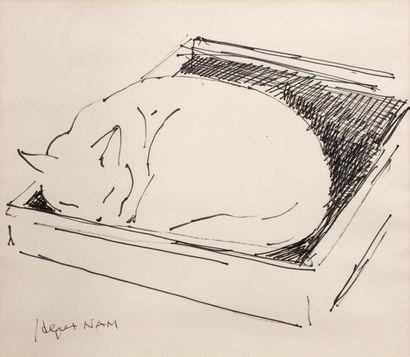 Jacques NAM (pseudonym of Jacques Lehman...
