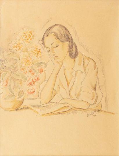 Marie VOROBIEFF MAREVNA (Tcheboksary 1892...