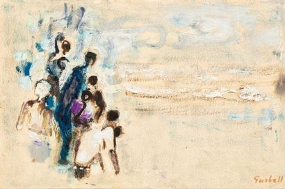 Alexandre Sasha GARBELL (Riga 1903 - Paris...