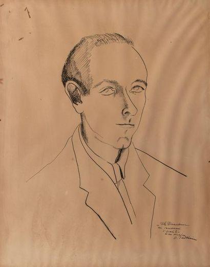 Ossip ZADKINE (Smolensk 1890 - Paris 1967)...