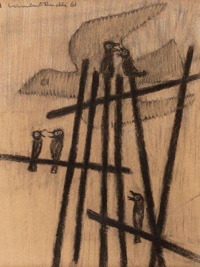 Jean LAMBERT- RUCKI (Cracovie 1888 - Paris...