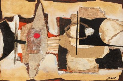 Charles TCHERNIAWSKY (1900-1976) Bateaux...