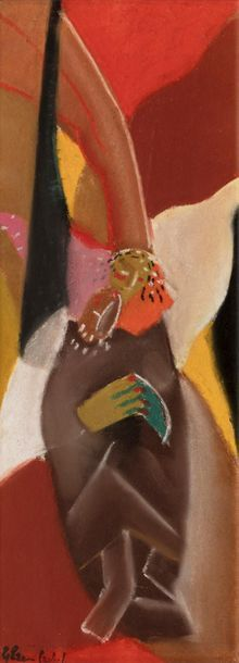 Geza SZOBEL (Komano 1905 - Boulogne sur Seine...