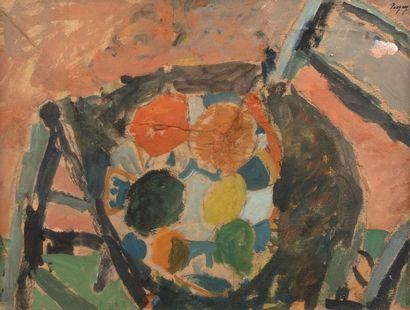 Jean POUGNY (Kuokkala 1892 - Paris 1956)...