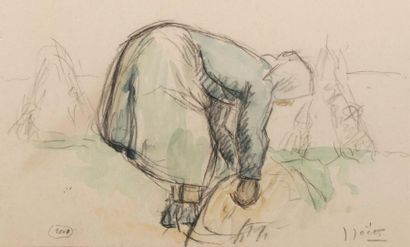 Jules Arthur JOËTS (Saint Omer 1884- 1959)...
