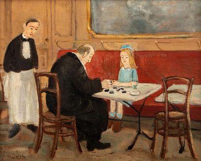 Jean OBERLE (Brest 1900-1 Paris 961) Partie...