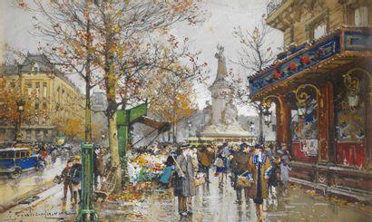 Eugène GALIEN-LALOUE (Paris 1854-Chérence 1941)