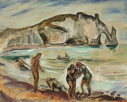 Emile Othon FRIESZ (Le Havre 1879 - Paris 1949)