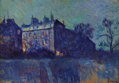 Maximilien LUCE (Paris 1858 - 1941)